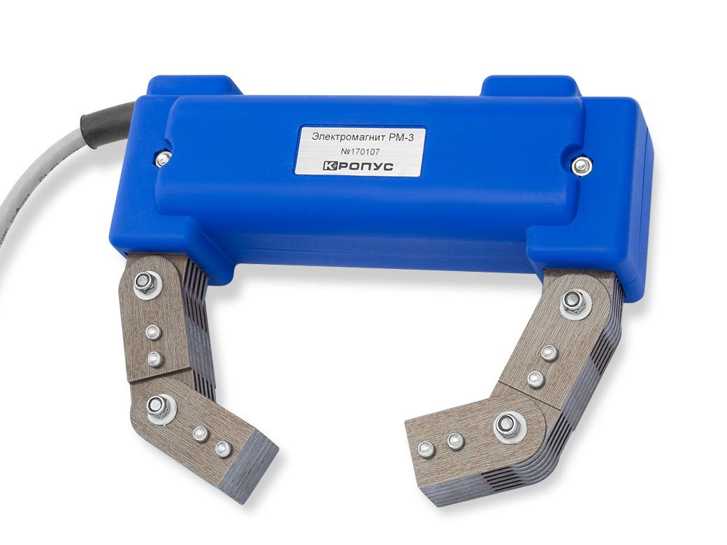 Приборы и оборудование для магнитопорошкового контроля