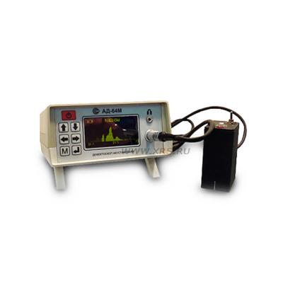 Дефектоскоп акустический АД-64М (методы: импедансный, свободных колебаний)