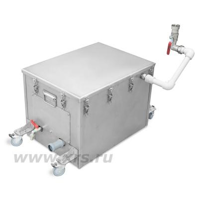 Опция: Установка фильтрации сточных вод КМ-ОВ 100