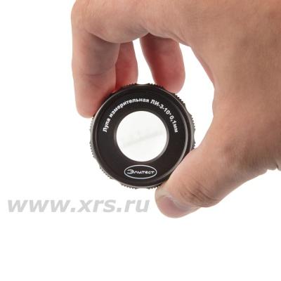 Лупа измерительная ЛИ-3-10х Элитест