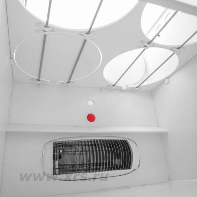 Шкаф сушильный для рулонной пленки ШСРН-1-4К