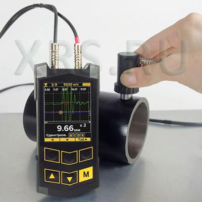 Толщиномер ультразвуковой Булат-3
