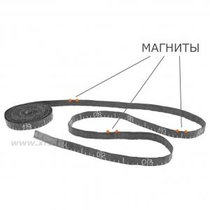 Пояс мерительный СПРУТ ММ с магнитами
