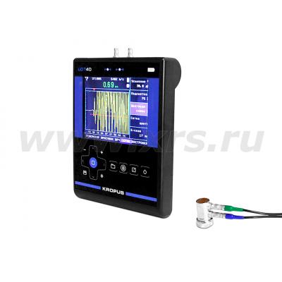 Толщиномер ультразвуковой универсальный УДТ-40