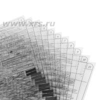 Универсальный шаблон радиографа УШР-5