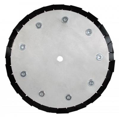 Внутритрубный дисковый электрод