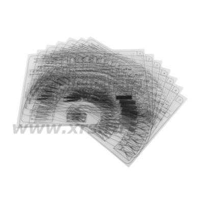 Универсальный шаблон радиографа УШР-3