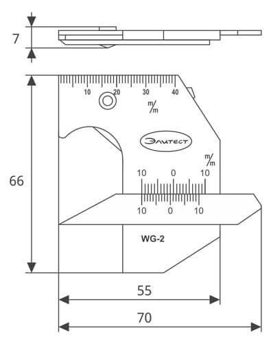 wg 2 measure