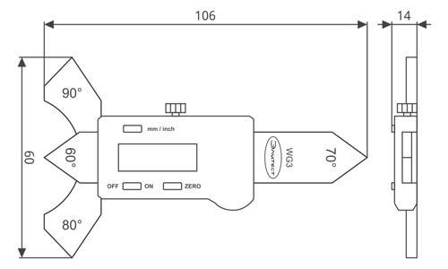 wg3 digital measure